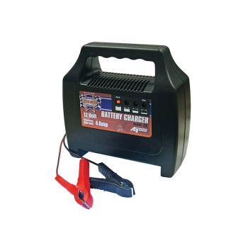 Faithfull Battery Charger 20-65ah 4 Amp - FPPAUBC4AMP
