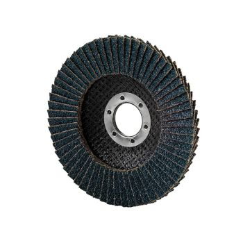 Garryson DIY Zirconium Flap Disc 115 x 22mm - 60 grit Medium - GARFD11560Z
