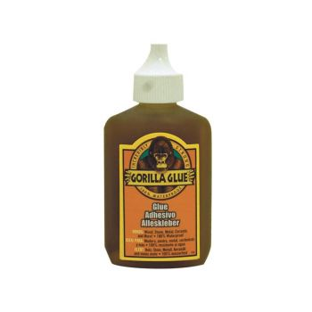 Gorilla Glue - Polyurethane Glue 60ml - GRGGG60