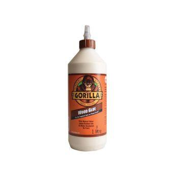 Gorilla Glue - PVA Wood Glue 1 Litre - GRGGWG1L