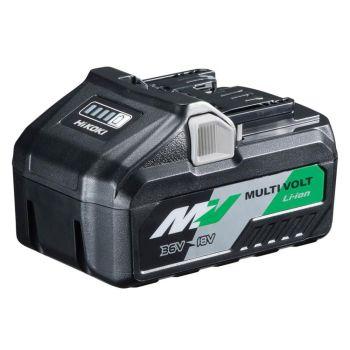 HiKOKI Multi Volt Battery 18/36V 5.0/2.5Ah Li-ion - HIKBSL36A18