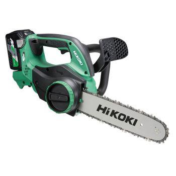 HiKOKI Top Handle Chainsaw 18/36V 1 x 5.0/2.5Ah Li-ion - HIKCS3630DAL