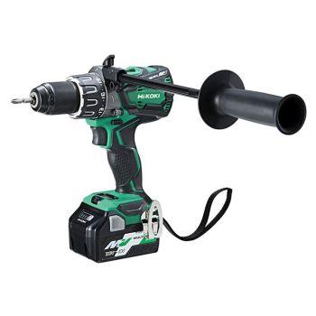 HiKOKI Brushless Combi Drill 18/36V 2 x 5.0/2.5Ah Li-ion - HIKDV36DAXJR