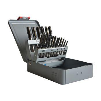 Halls TI1 Tap Kit Set (3, 4, 5, 6, 8, 10 &12mm) - HLL08GTI1