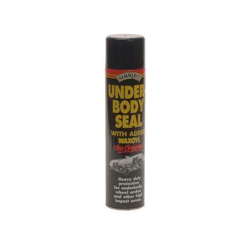 Hammerite Underbody Seal Aerosol 600ml - HMMUBSA600