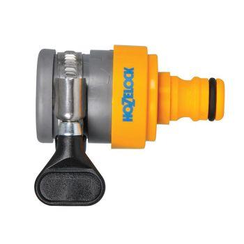 Hozelock Round Tap Connector Max 18mm Diameter - HOZ2176