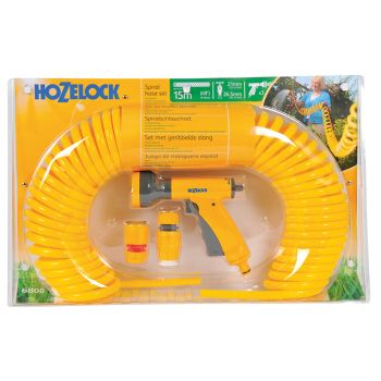 Hozelock Spiral Hose 1-15m - HOZ6800