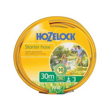 Hozelock Starter Hose 30m 12.5mm (1/2in) Diameter - HOZ7230