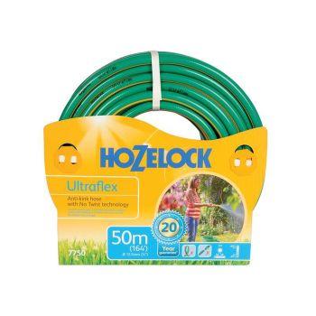 Hozelock Ultraflex Hose 50m 12.5mm (1/2in) Diameter - HOZ7750