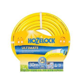 Hozelock Ultimate Hose 30m 12.5mm (1/2in) Diameter - HOZ7830