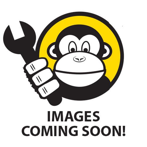 "Bulldog Springbok Junior Lawn Rake - 8 Tines - 48"" Ash shaft - 9116N"