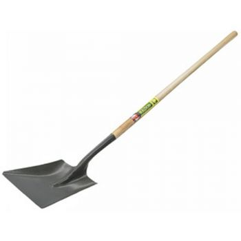 "Bulldog Square Mouth Shovel 48"" - Head No.4 - Long Ash Handle - 2213044870"