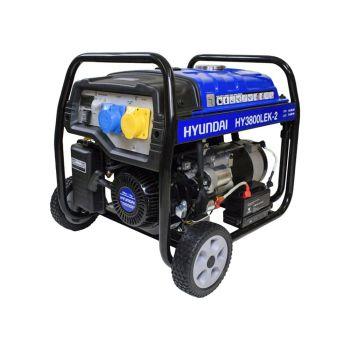 Hyundai 3.2 kW / 4.0 kVA Generator Key Start - HYU3800LEK