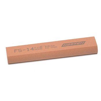 India Round Edge Slipstone 115 x 45 x 6 x 1.5mm - Medium - INDMS24