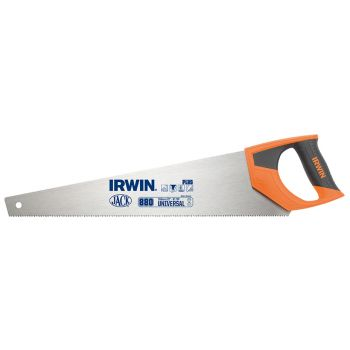 IRWIN Universal Panel Saw 550mm (22in) 8tpi - JAK880UN22