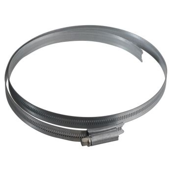Jubilee 9.1/2in Zinc Protected Hose Clip 210 - 242mm (8.1/4 - 9.1/2in) - JUB95