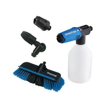 Kew Nilfisk Alto Click & Clean Car Cleaning Kit - KEWCARCLNKIT