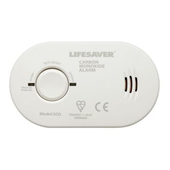 Kidde Carbon Monoxide Alarm (7 Year Sensor) - KID5COLSB
