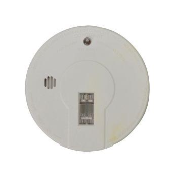 Kidde Premium General-Purpose Smoke Alarm With Light & Hush - KIDI9080UKC