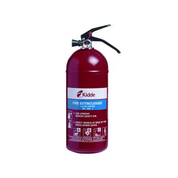 Kidde Fire Extinguisher Multi-Purpose 2.0kg ABC - KIDKSPD2G