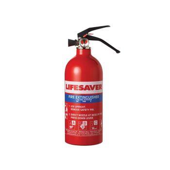 Kidde Lifesaver Multi-Purpose Fire Extinguisher 1.0kg ABC - KIDLS1KG