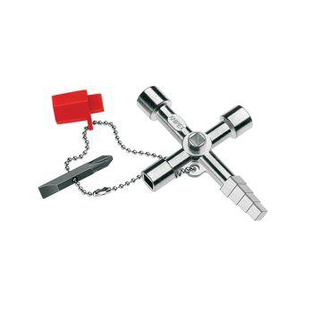 Knipex Profi-Key 11 Way Cabinet Control Key - KPX001104