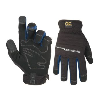 Kuny's Workright Winter Flex Grip  Gloves (Lined) - Large (Size 10) - KUNL123L