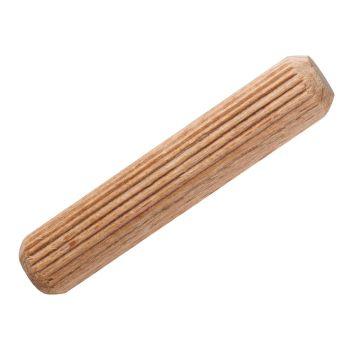 KWB Wooden Dowels 6mm (Pack of 50) - KWB028160