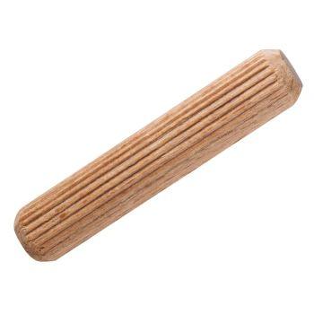 KWB Wooden Dowels 10mm (Pack of 30) - KWB028200