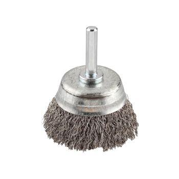 KWB HSS Crimped Cup Brush 75mm Coarse - KWB606330