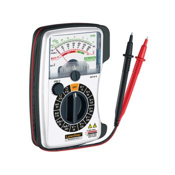 Laserliner Multi-Meter Analogue - AC/DC Voltage Tester - L/L083030A