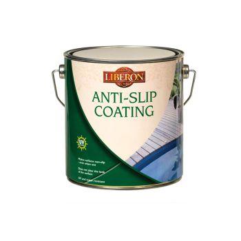 Liberon Anti-slip Coating 2.5 Litre - LIBASC25L