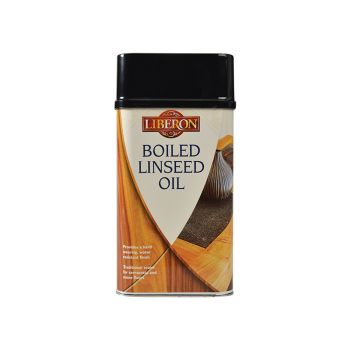 Liberon Boiled Linseed Oil 1 Litre - LIBBLO1L