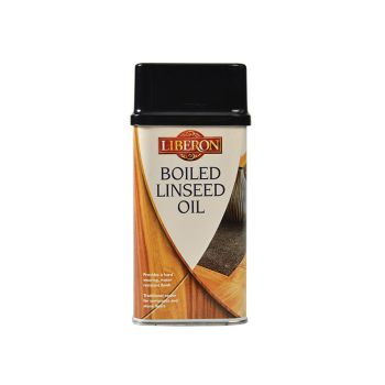 Liberon Boiled Linseed Oil 250ml - LIBBLO250
