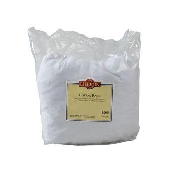 Liberon Cotton Rags 500g - LIBCR500G