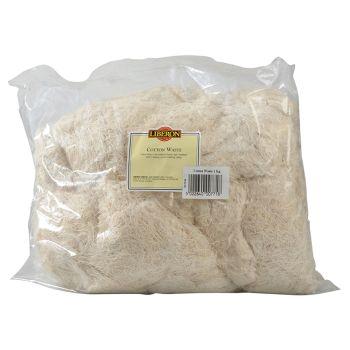 Liberon Cotton Waste 1kg - LIBCW1KG