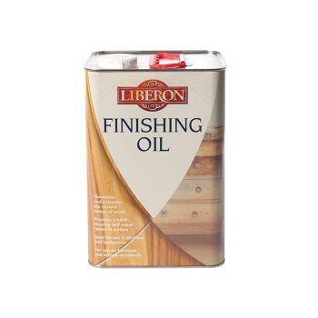Liberon Finishing Oil 5 Litre - LIBFO5L