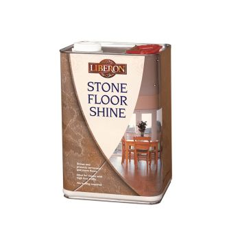 Liberon Stone Floor Shine 5 Litre - LIBFSS5L