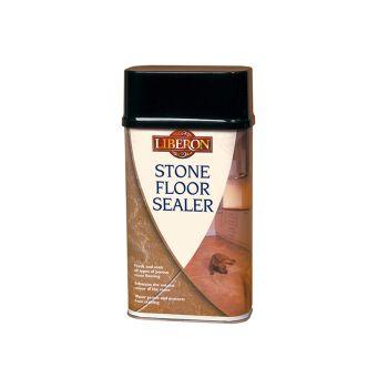 Liberon Colour Enhancer Stone Floor Sealer 1 Litre - LIBFSSEAL1L