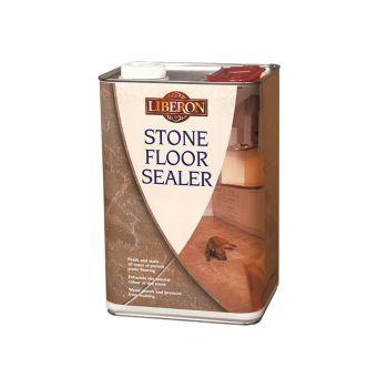 Liberon Colour Enhancer Stone Floor Sealer 5 Litre - LIBFSSEAL5L