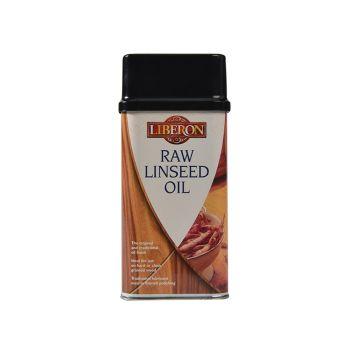 Liberon Raw Linseed Oil 500ml - LIBRLO500