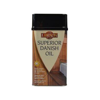 Liberon Superior Danish Oil 1 Litre - LIBSDO1L