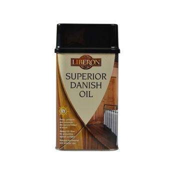 Liberon Superior Danish Oil 500ml - LIBSDO500
