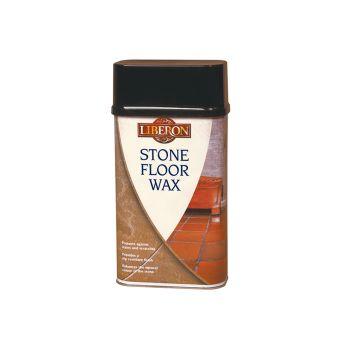 Liberon Stone Floor Wax 1 Litre - LIBSFW1L