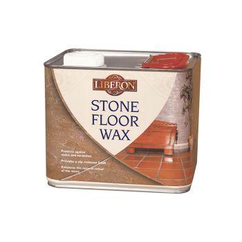 Liberon Stone Floor Wax 2.5 Litre - LIBSFW25L