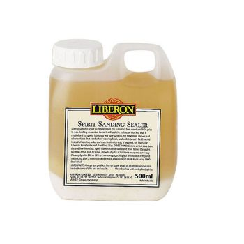 Liberon Sanding Sealer 500ml - LIBSS500