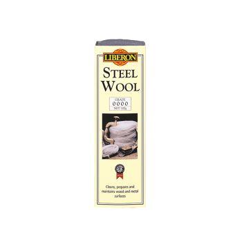 Liberon Steel Wool Grade 4 250g - LIBSW4250G