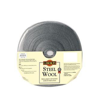 Liberon Steel Wool Grade 4 1kg - LIBSW41KG