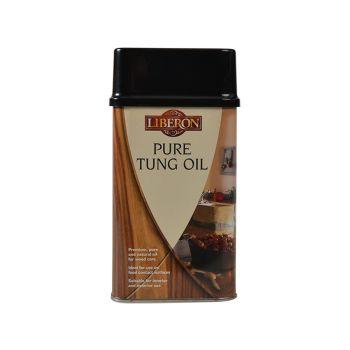 Liberon Pure Tung Oil 500ml - LIBTO500