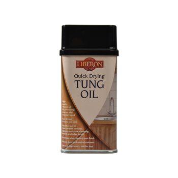 Liberon Tung Oil Quick Dry 250ml - LIBTOQD250